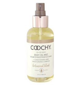 Classic Brands Coochy - Body Oil Mist - Botanical Blast 4 oz