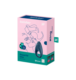 Satisfyer Satisfyer - Powerful One - Ring Vibrator