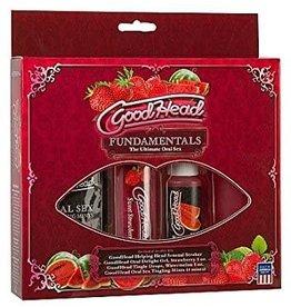 Doc Johnson Good Head - Fundamentals Kit
