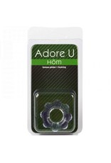 Adore U Adore u Hom - Gear Cock Ring (clear)