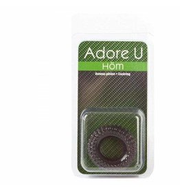 Adore U Adore U Hom - Radial Cockring (black)