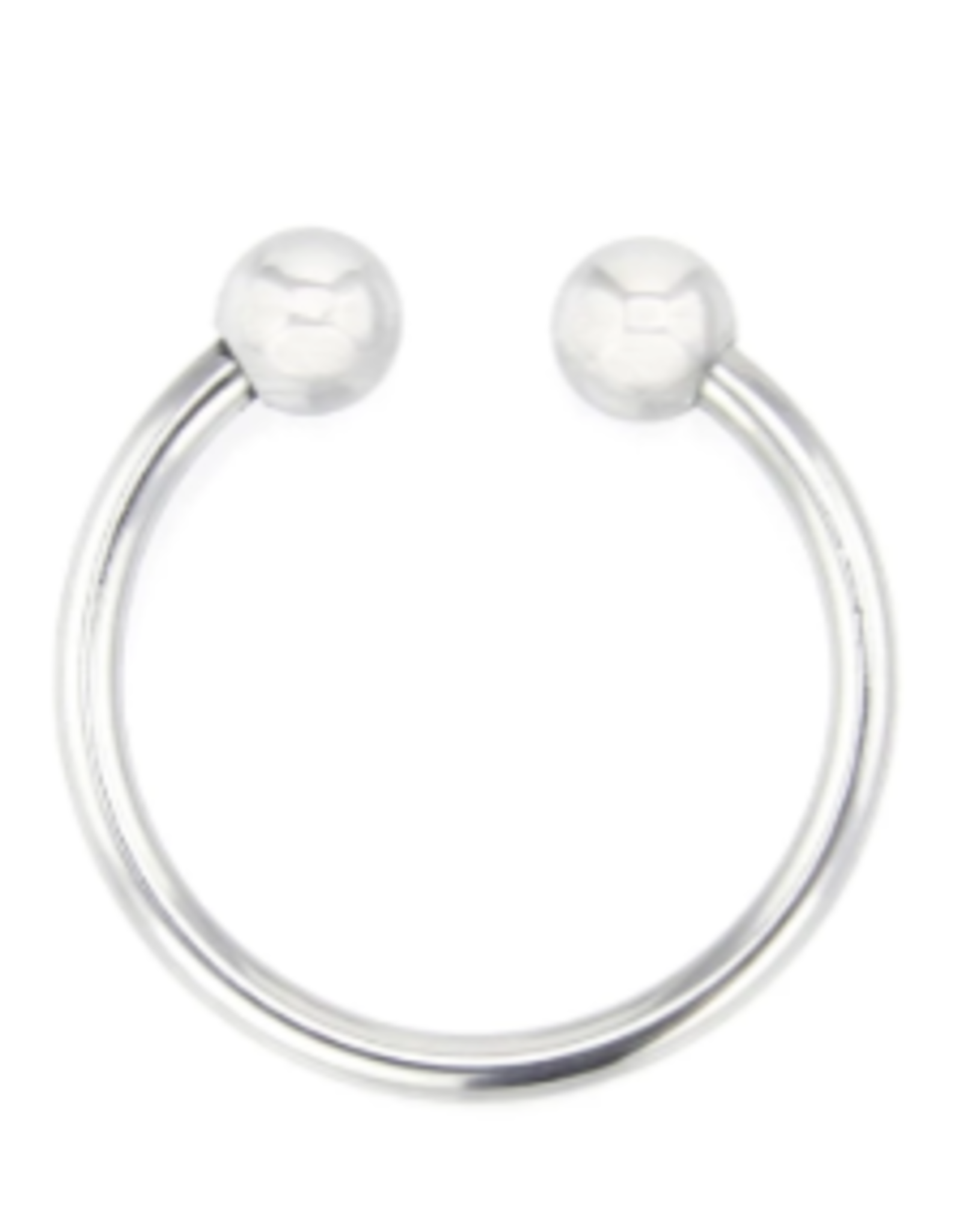 Ego Driven Ego Driven Horse Shoe Cock Ring - 45mm