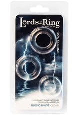 Lords Of The Ring - Frodo Rings (clear)