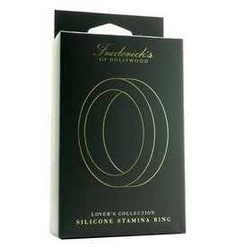 Frederick's of Hollywood - Silicone Stamina Cock Ring