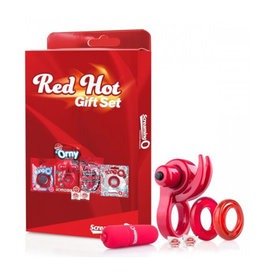 Screaming O Screaming O - Red Hot Gift Set