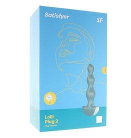 Satisfyer Satisfyer - Lolli Plug 2 (ice blue)