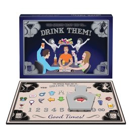 Kheper games The Spirits Want You to Drink Them! Game