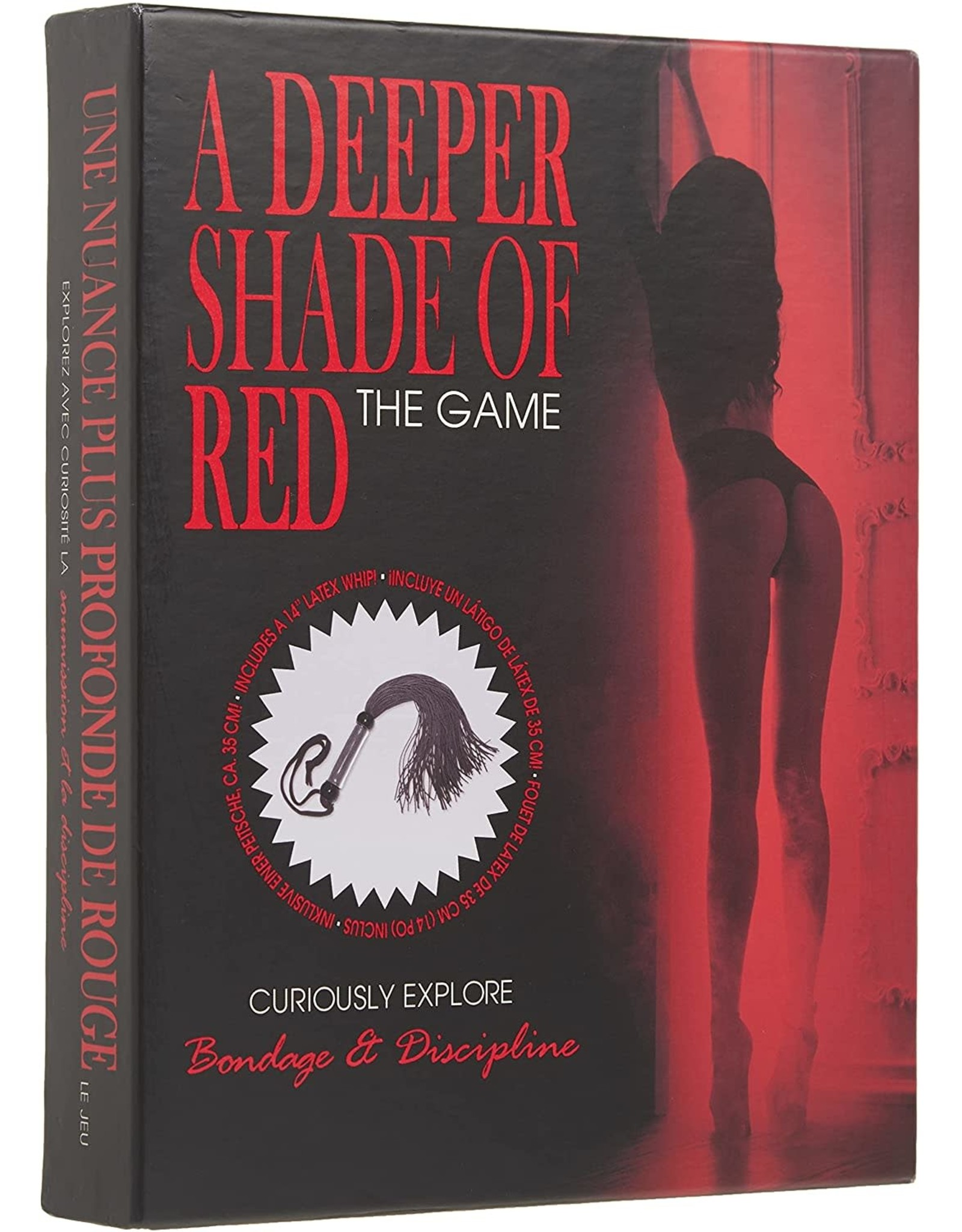Kheper games A Deeper Shade of Red - The Game