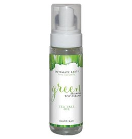 Intimate Earth - Green Foaming Toy Cleaner with Tea Tree Oil (6.3oz)
