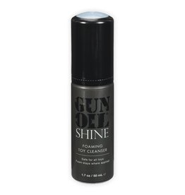 Empowered Products Gun Oil Shine - Foaming Toy Cleaner