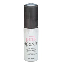 Empowered Products Pink Sparkle - Foaming Toy Cleaner