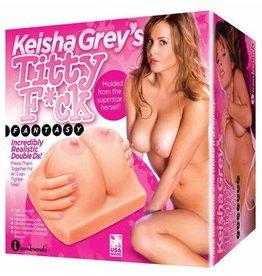 Icon Brands Keisha Grey's Titty Fuck Fantasy