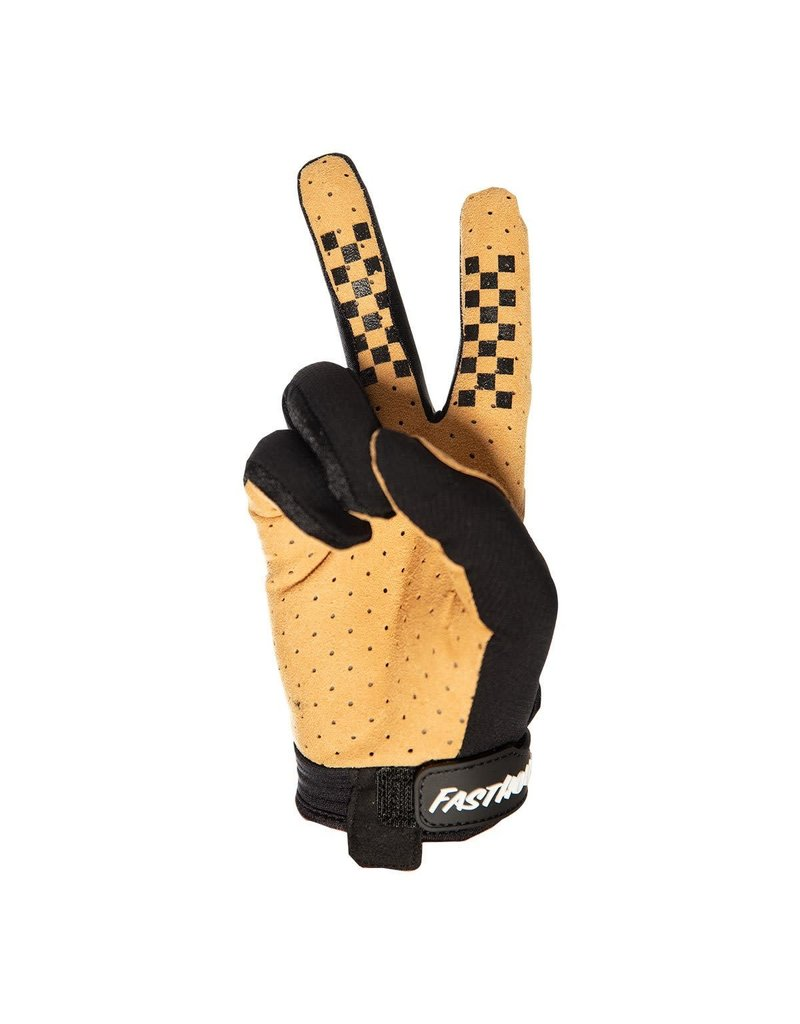 Fasthouse Fasthouse Air Glove SS Black/Tan