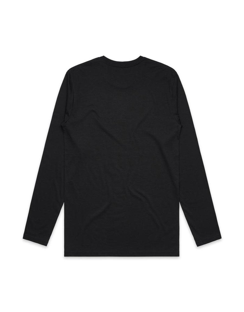 Huck The World Huck The World Tech Tee SSS L/S Black
