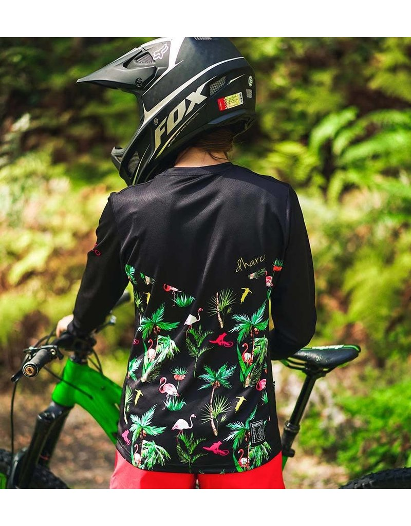 Dharco Dharco Jersey Ladies Gravity Flamingo