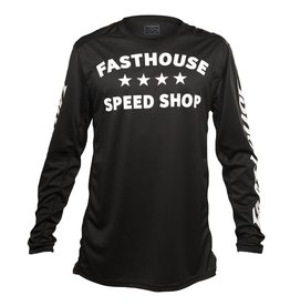 Fasthouse Fasthouse Jersey Dropper Black