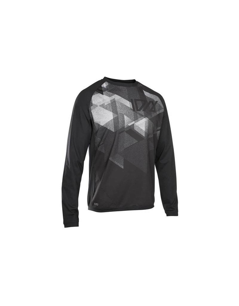 ION Ion Jersey Traze AMP L/S Black