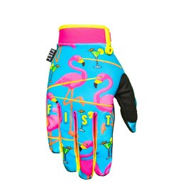 Fist Fist Glove Lazered Flamingo