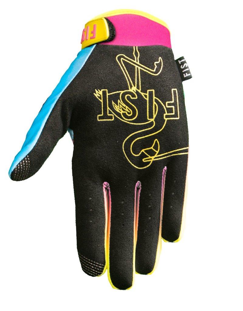 Fist Fist Glove Lazered Flamingo