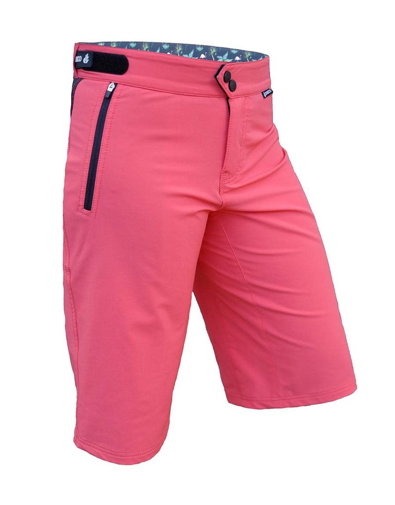Dharco Dharco Ladies Gravity Shorts Hibiscus