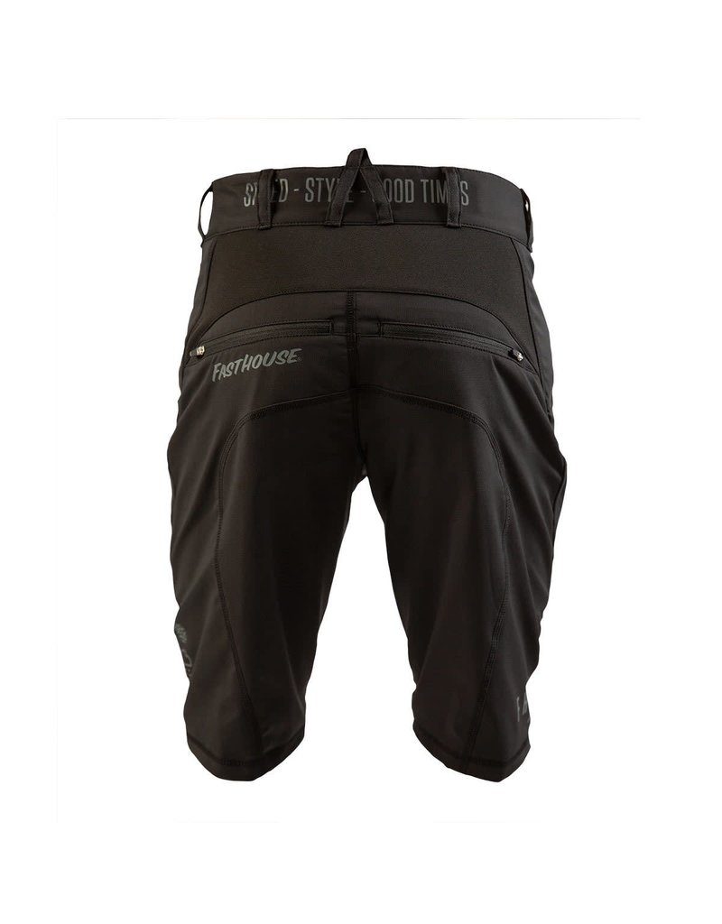 Fasthouse Fasthouse Short Crossline Black