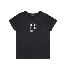 Local Cycle Co Local Cycle Co Tee Youth SS Black