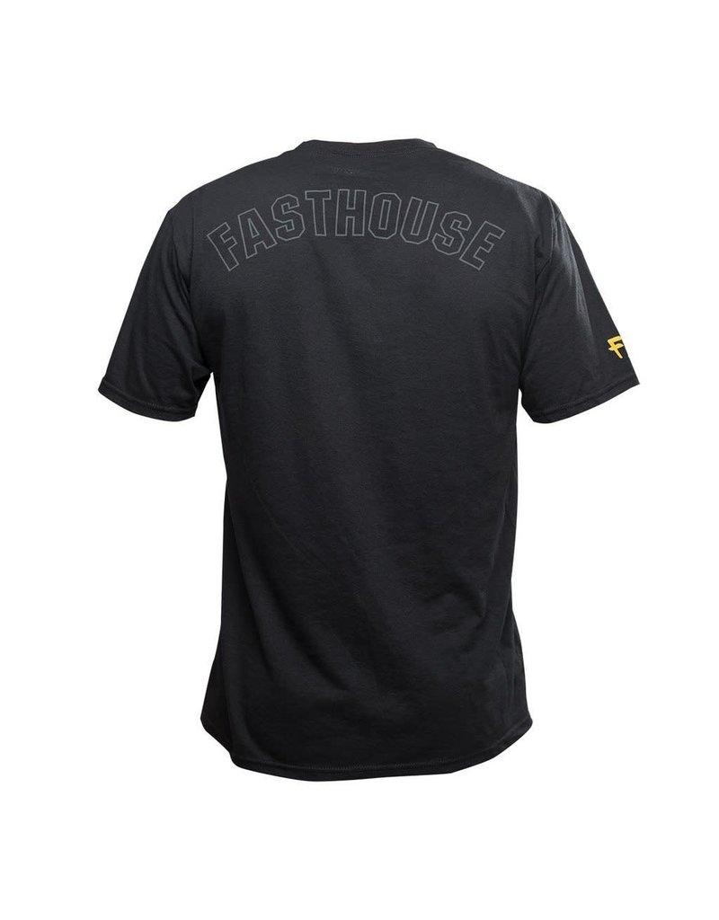 Fasthouse Fasthouse Tech Tee Jody Black
