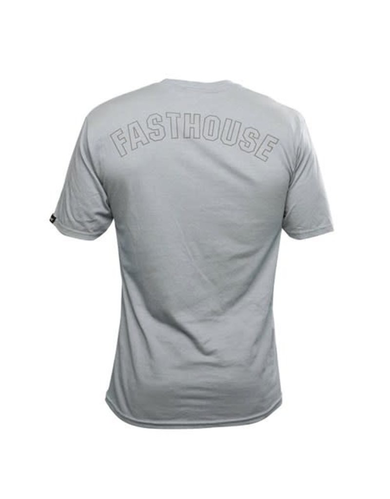 Fasthouse Fasthouse Tech Tee Jody Grey