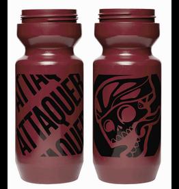 Attaquer Attaquer Water Bottle Maroon