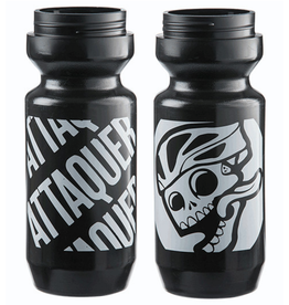 Attaquer Attaquer Water Bottle Black