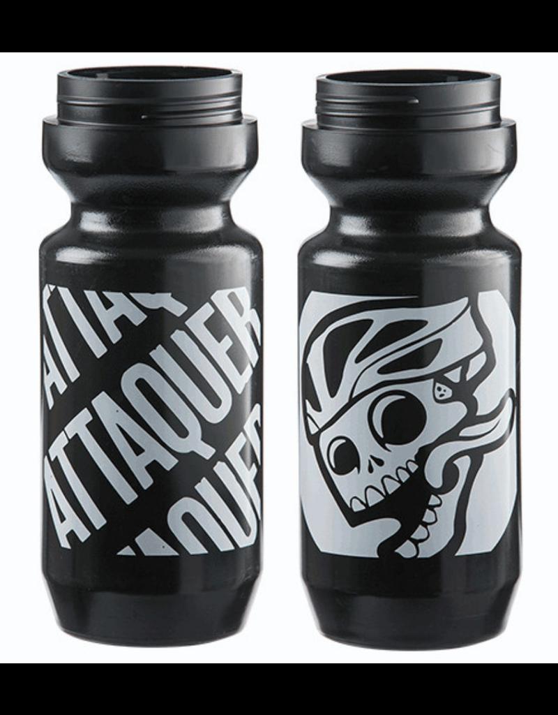 Attaquer Attaquer Water Bottle Black