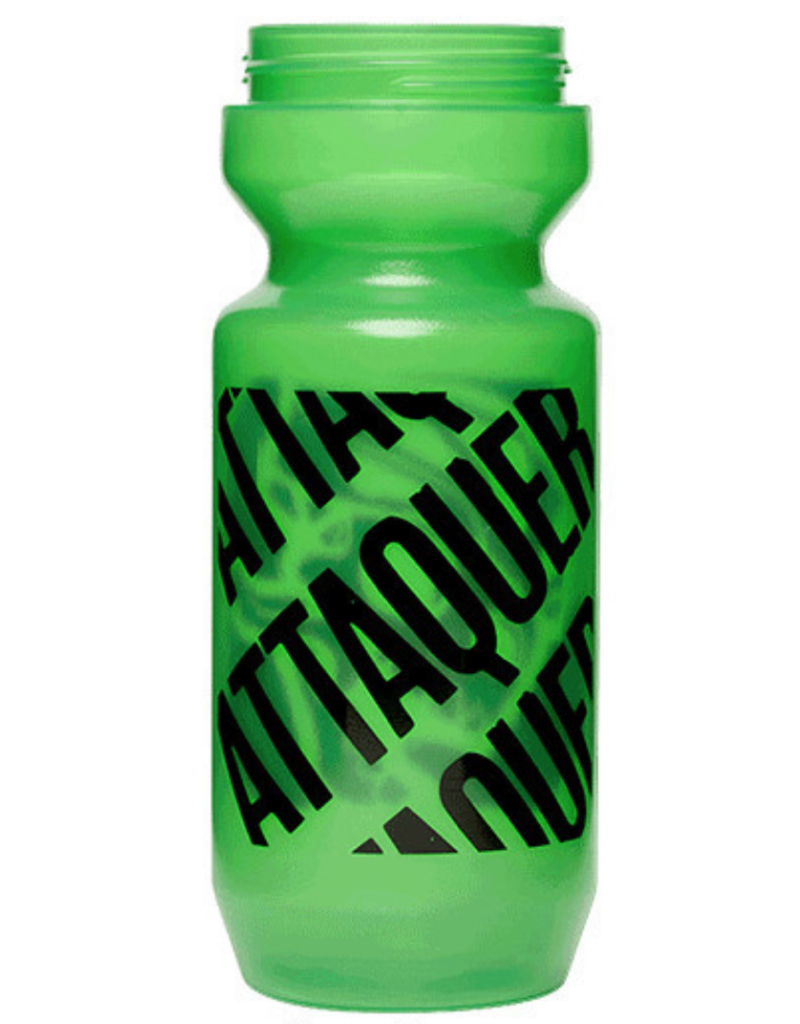 Attaquer Attaquer Water Bottle Trans Green