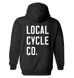 Local Cycle Co Local Cycle Co Hoodie Black