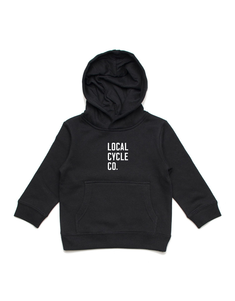 Local Cycle Co Local Cycle Co Youth Hoodie Black