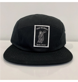 Huck The World Huck The World Reaper 5 Panel Black