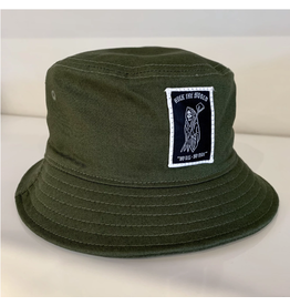 Huck The World Huck The World Reaper Bucket Khaki
