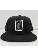 Huck The World Huck The World Reaper Snap Back Black