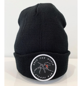 Huck The World Huck The World Spider Beanie