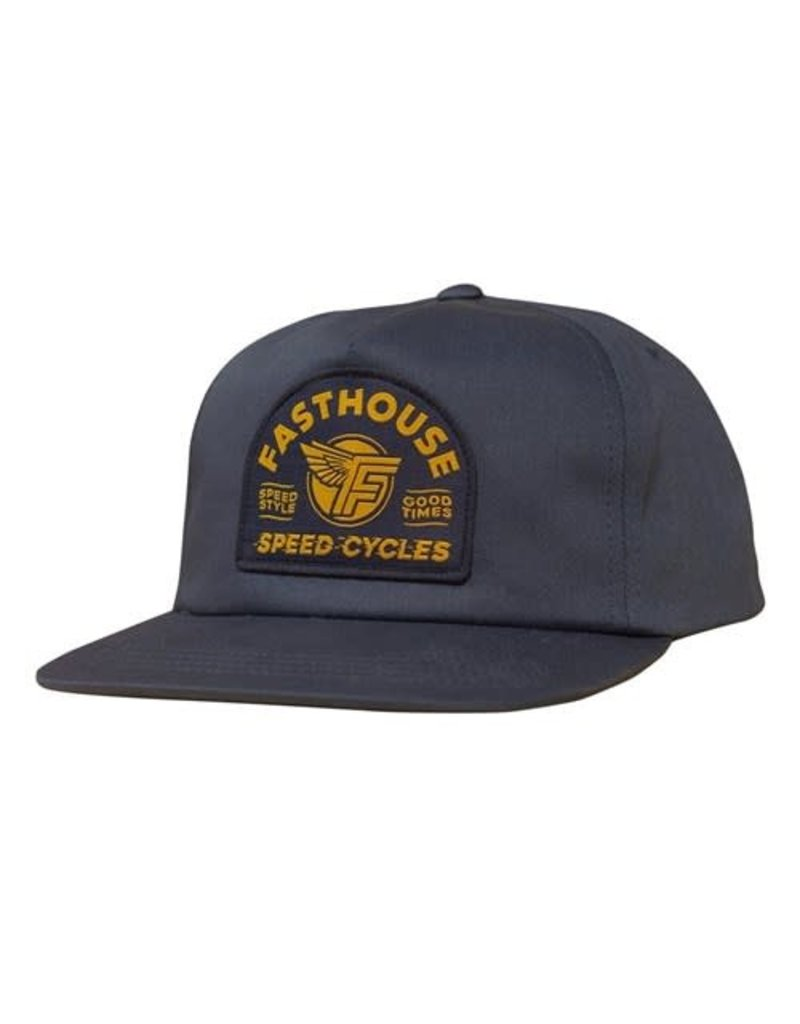 Fasthouse Fasthouse Hat Malan Navy