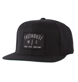 Fasthouse Fasthouse Hat Static Black