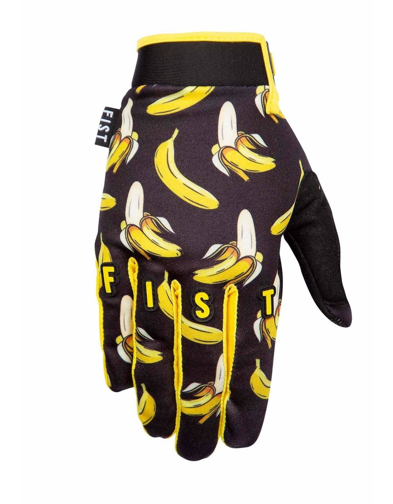 Fist Fist Glove Bananas