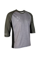 Dharco Dharco Jersey 3/4 Sleeve Camo Storm