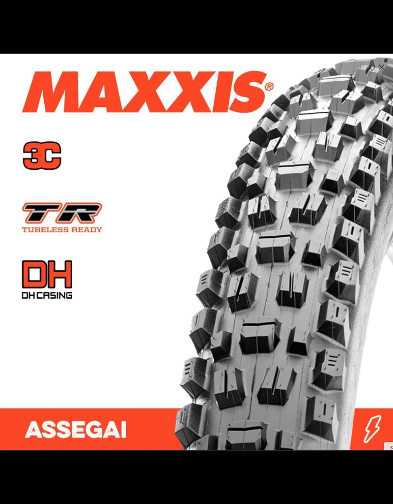 Maxxis Maxxis Assegai 27.5 x 2.5 WT DH 3C Grip