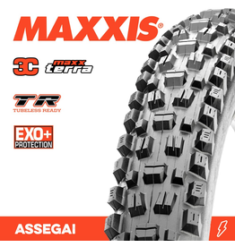 Maxxis Maxxis Assegai 27.5 x 2.5 3C EXO+ TR