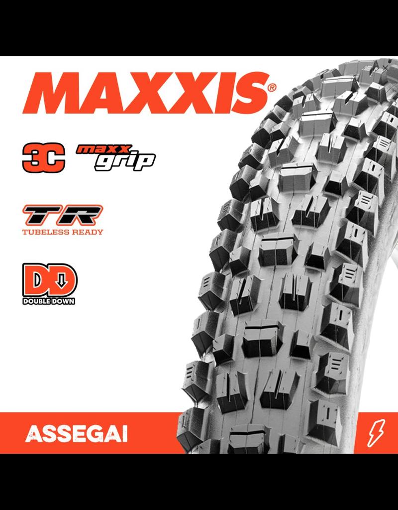 Maxxis Maxxis Assegai 29 x 2.5 WT 3C TR DD