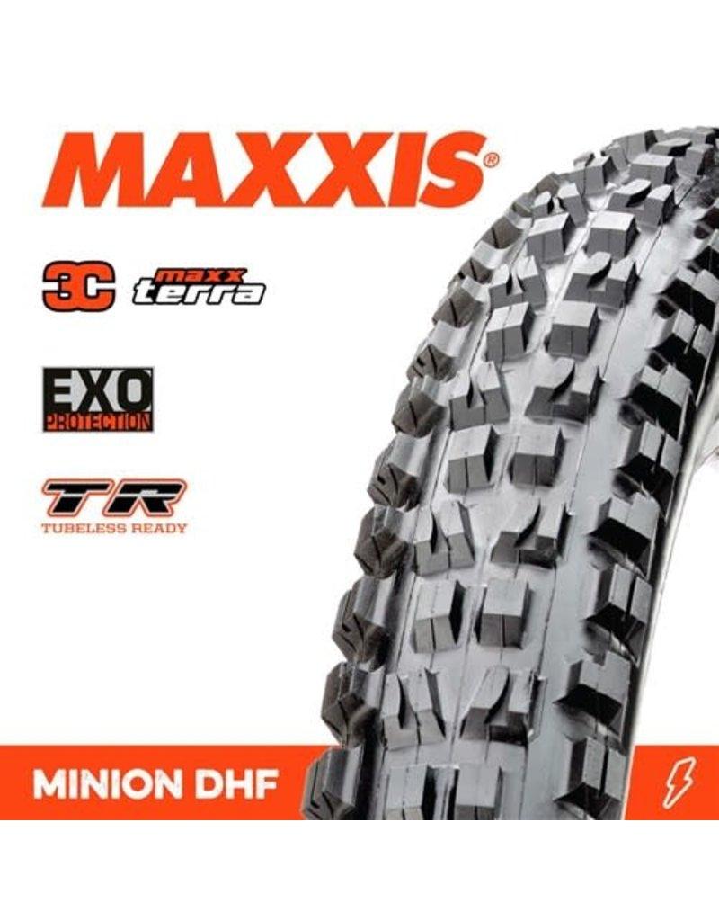 Maxxis Maxxis Minion DHF 24 x 2.40 3C Exo TR Black