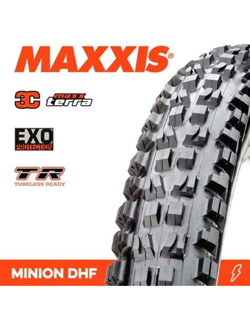 Maxxis Maxxis Minion DHF 24 x 2.40 3C Terra EXO