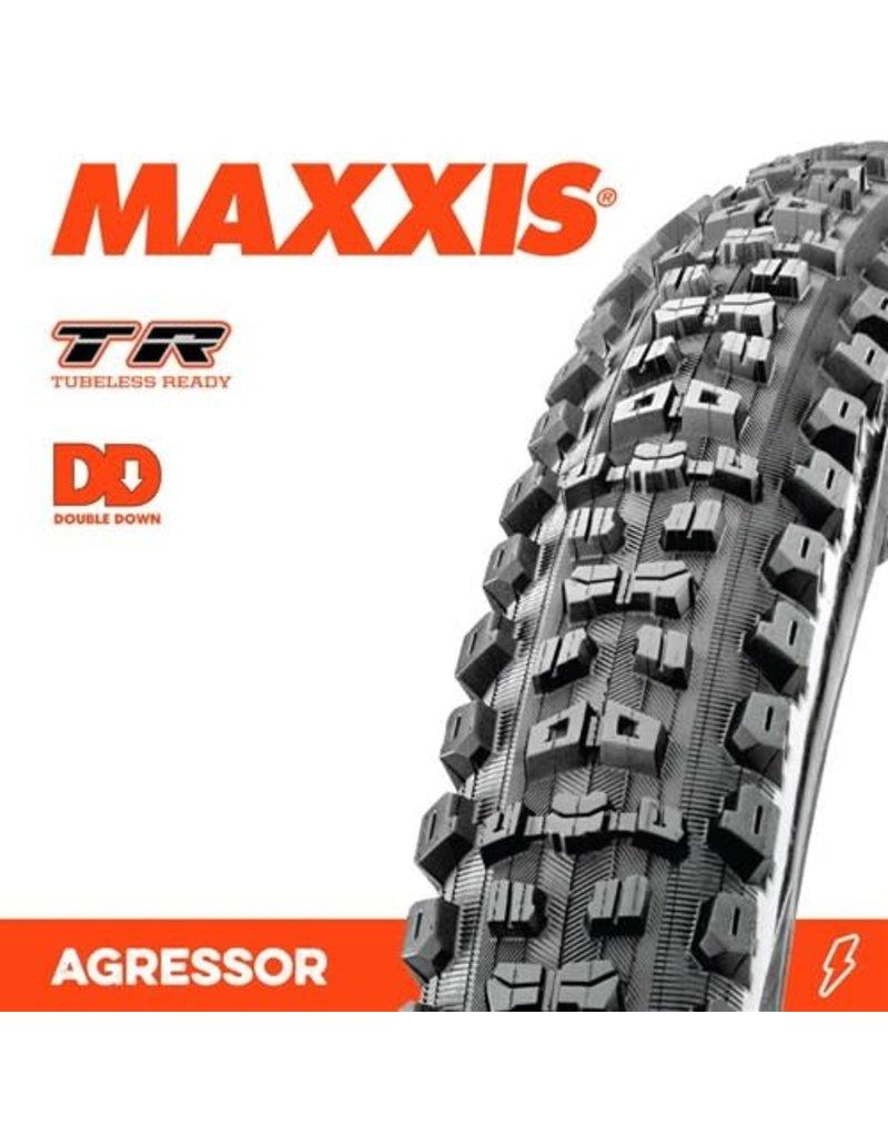 Maxxis Maxxis Aggressor 27.5 x 2.5 WT TR DD