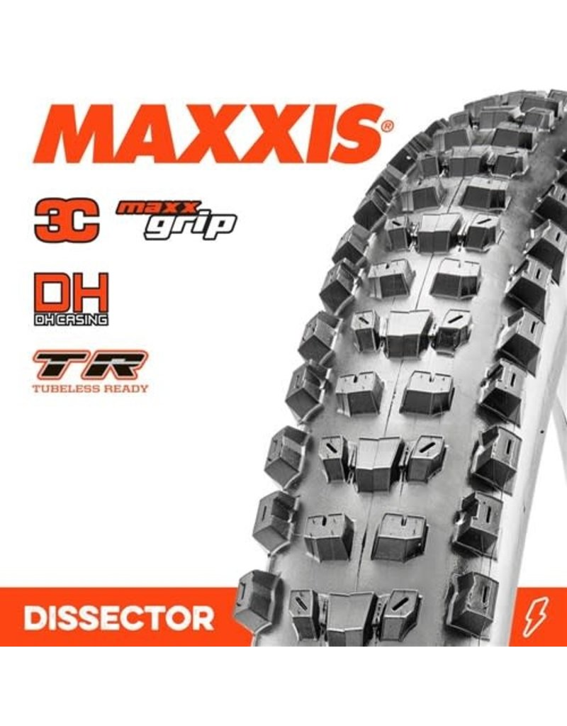 Maxxis Maxxis Dissector 27.5 x 2.40 3C Grip DH