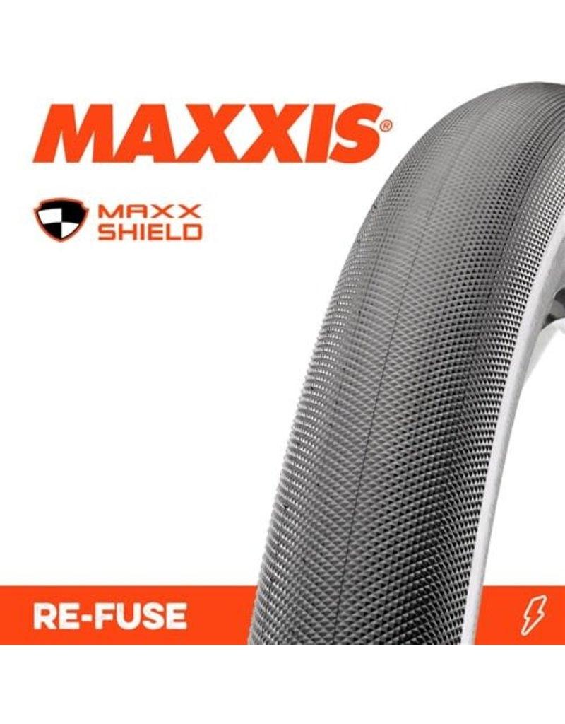 Maxxis Maxxis Re-Fuse 700 x 25C Maxxshield Fold 60 TPI